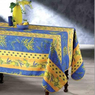 Mimosa Lavande Citron Bleu