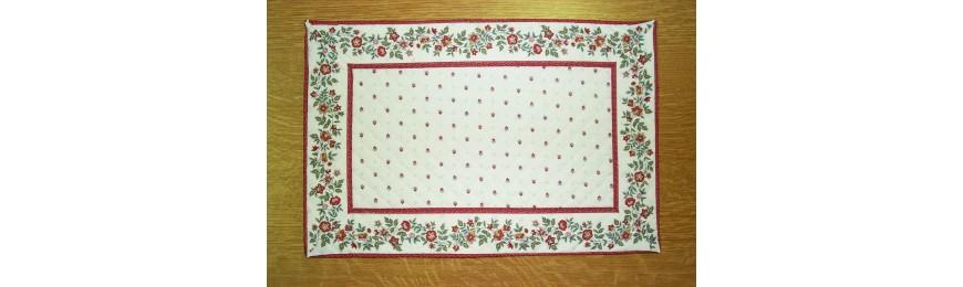 Set de table provençale cadré exclusif rectangle