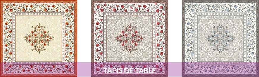 Tapis de table - Tapis de jeux, tapis de carte
